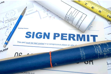 Image result for sign permits